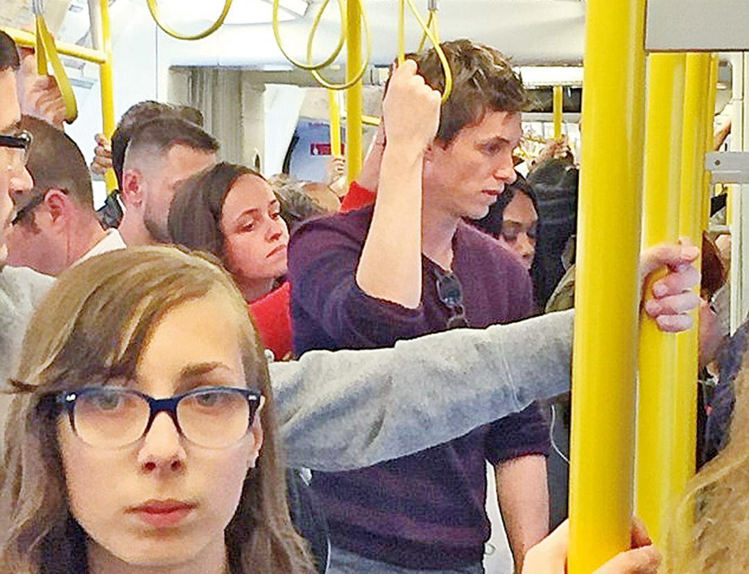 倫敦迫地鐵