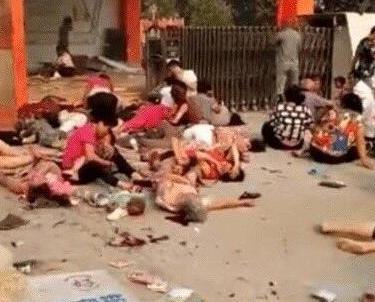 江蘇徐州幼兒園爆炸