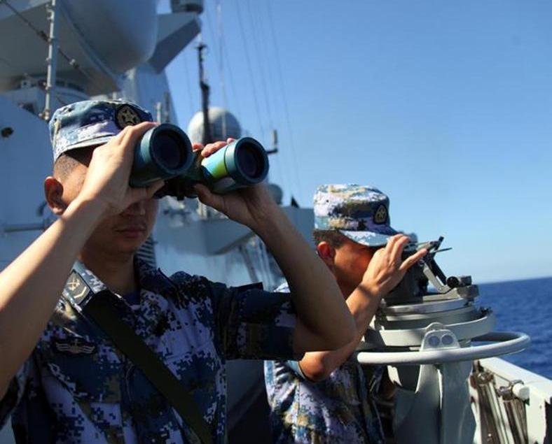 中俄9月將於南海聯合軍演