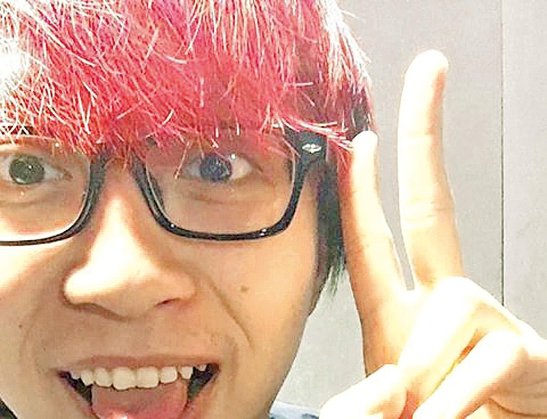 染紅髮轉運