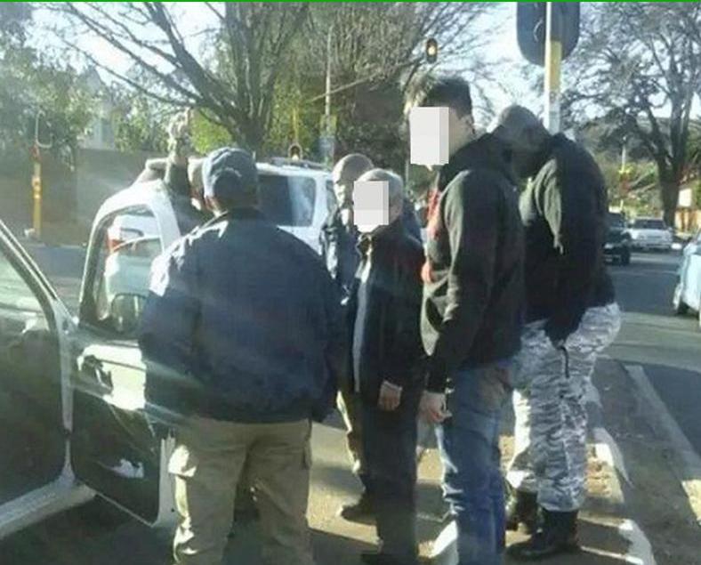 中國男子南非遭搶劫