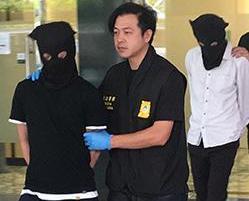 司警拘兩名內地青年
