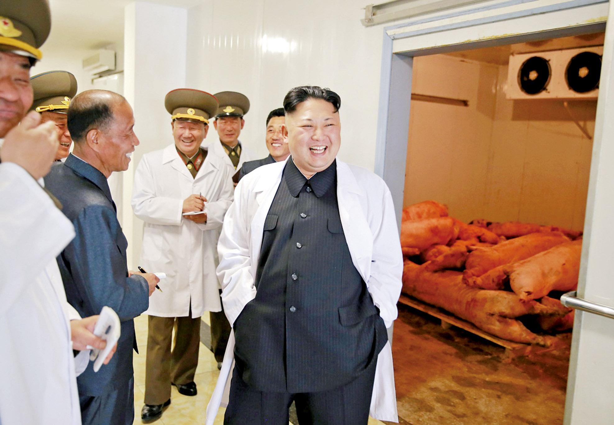 強調不容朝鮮再核試