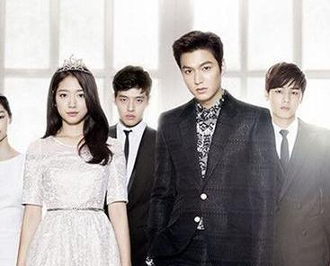 中韓合拍電影版《繼承者們》