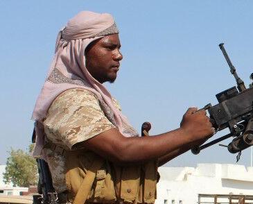 沙特聯軍殺800阿蓋達武裝分子