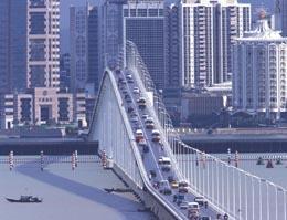 以解決解決澳氹跨海交通壓力