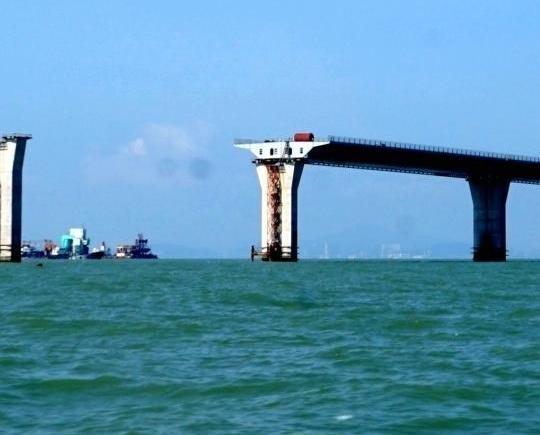 港珠澳橋或延至2019年才完工