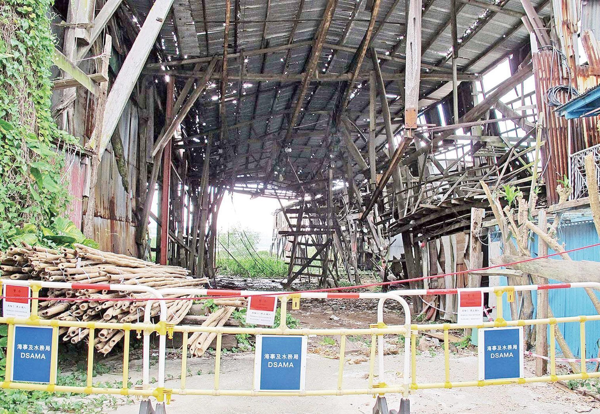 馬若龍:文物不能拆了再重建