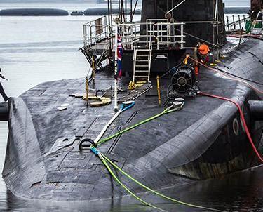英國會通過建造四艘新核潛艇