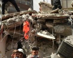 墨西哥7.1級地震增至149死