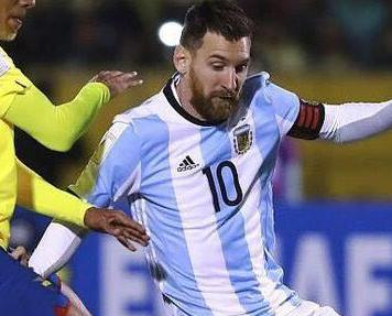 阿根廷出線世盃決賽周