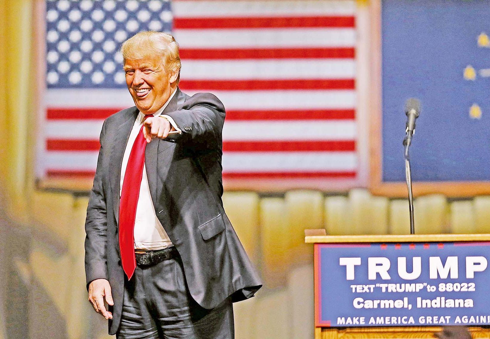 特朗普提名在望