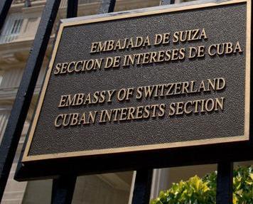 縮減駐美使館六成人手