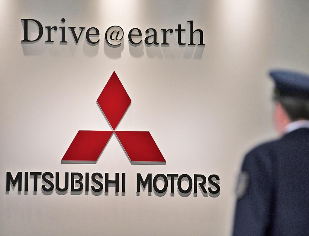 三菱汽車承認油耗造假