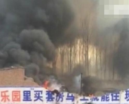 河南爆竹廠爆炸釀五死