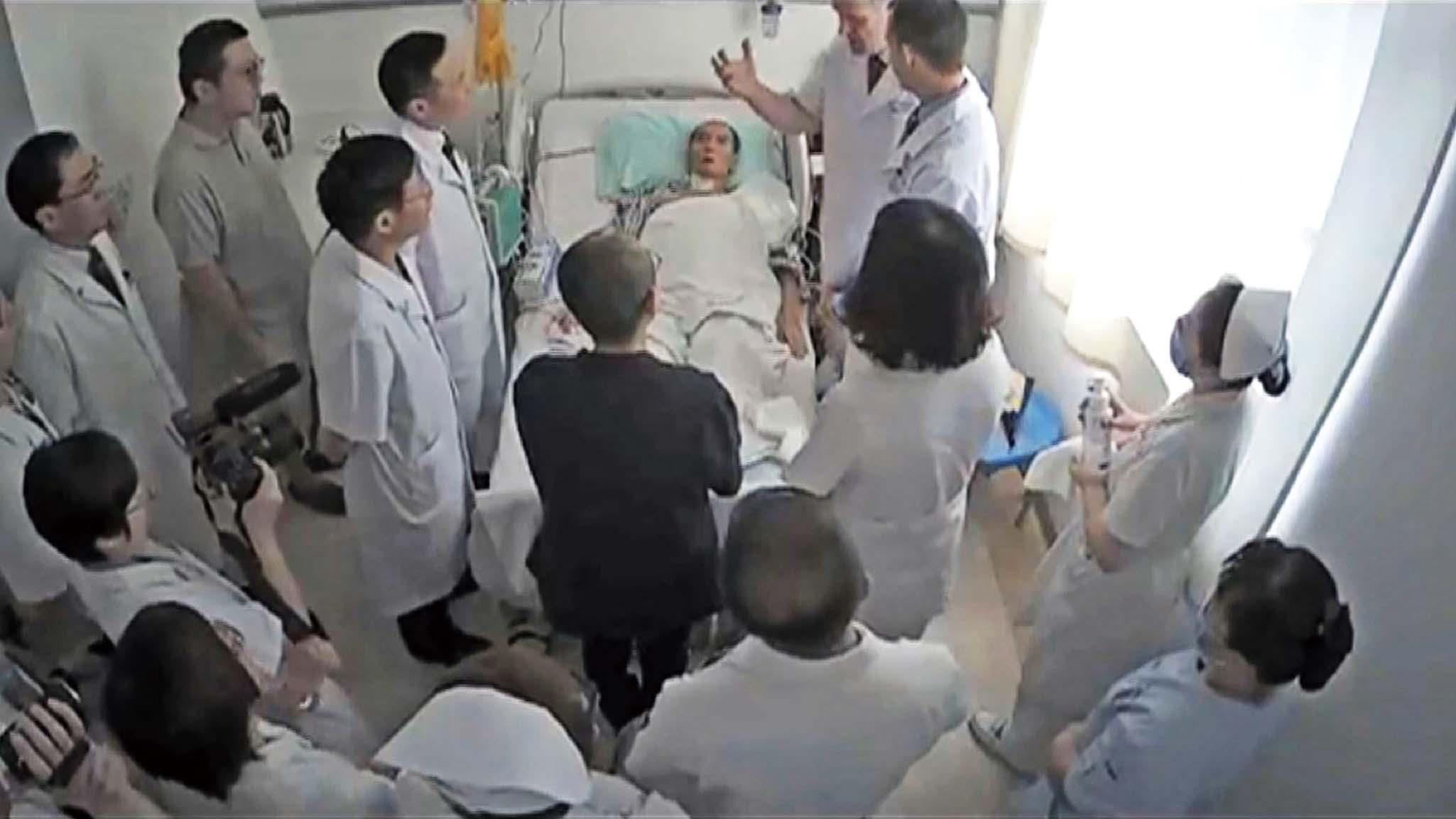 劉曉波不敵肝癌病逝 終年61歲