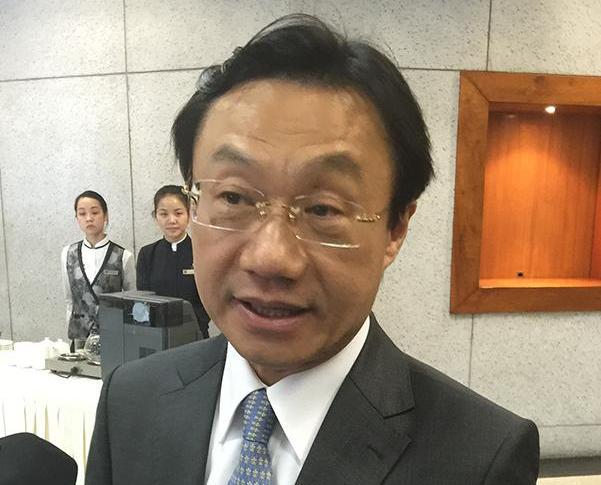 譚俊榮籲理性分析資助暨大事件