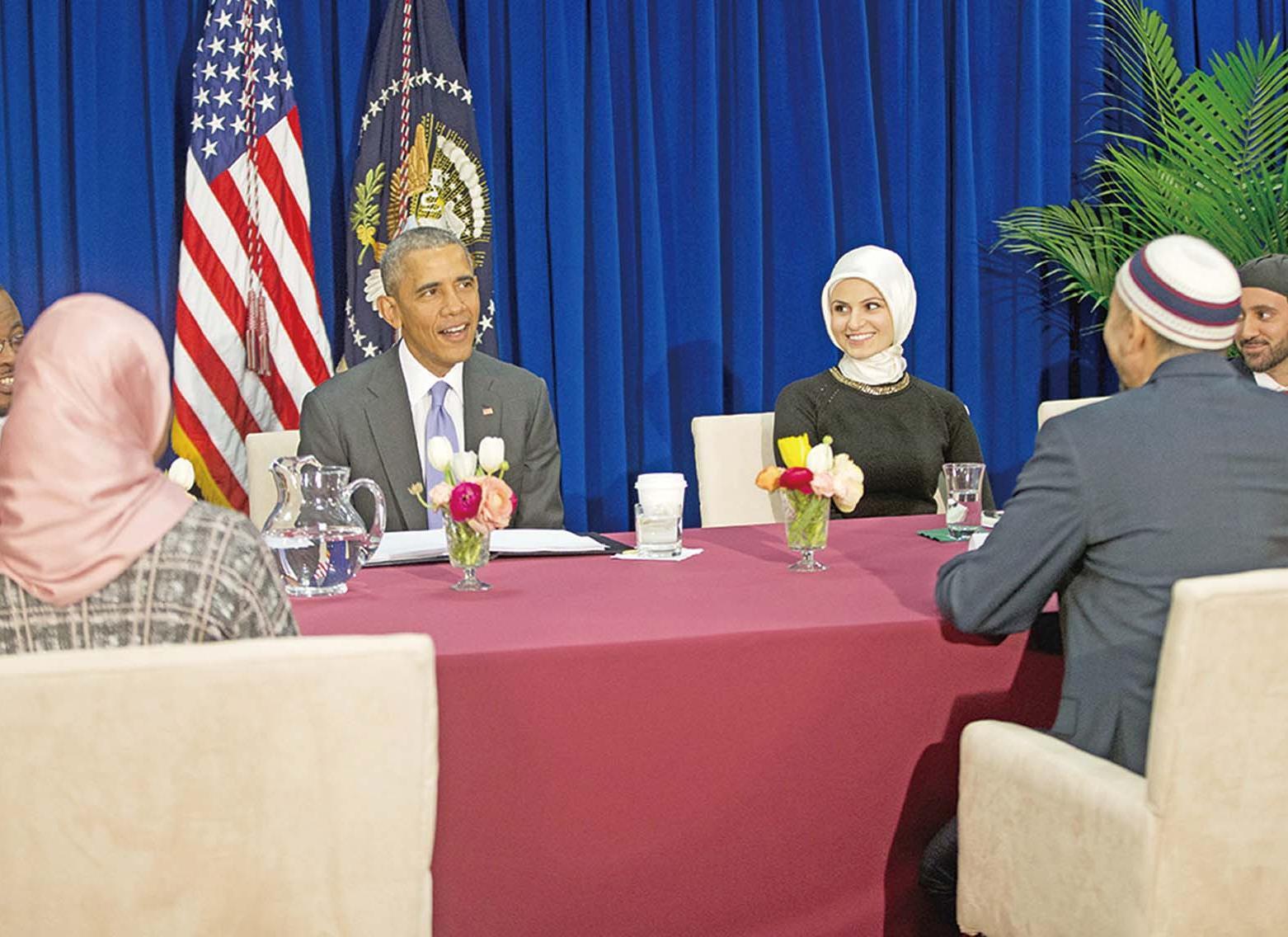 譴責仇恨穆斯林言論