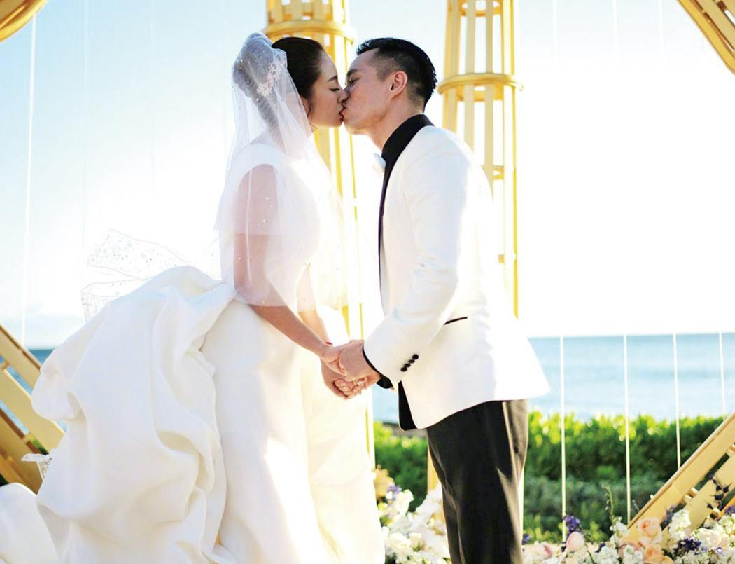 夏威夷嫁澳門富商