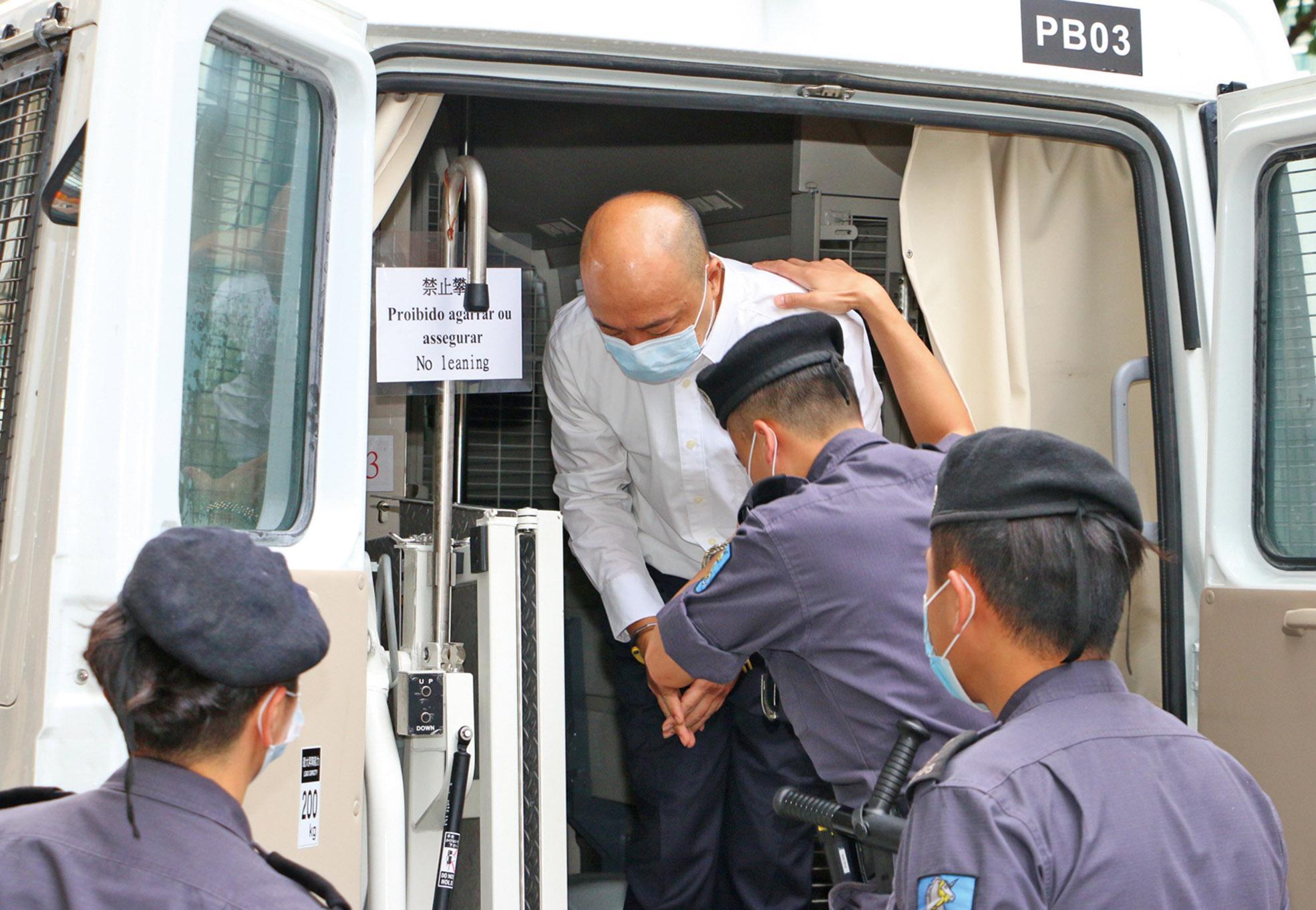 盧毅華否認受賄1,600萬元
