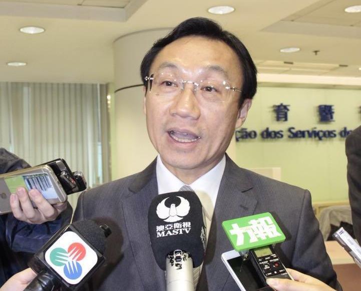 譚俊榮:內地交流對青年有好處