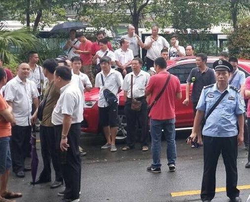 內地中考日珠海巴士大罷工