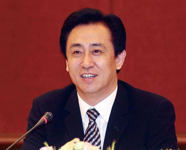 廣東地產大亨394億美元超馬雲