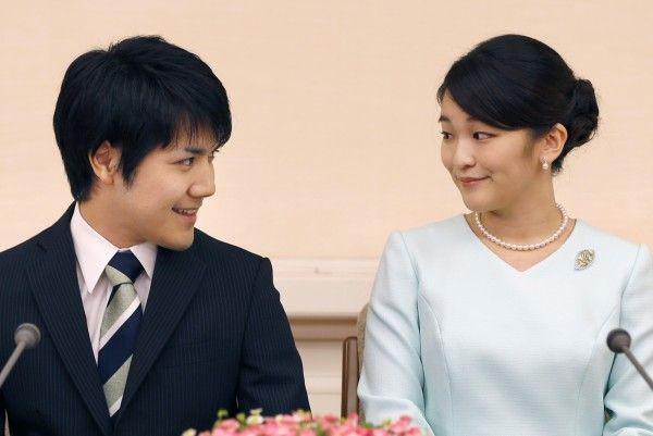 日本真子公主婚事或告吹