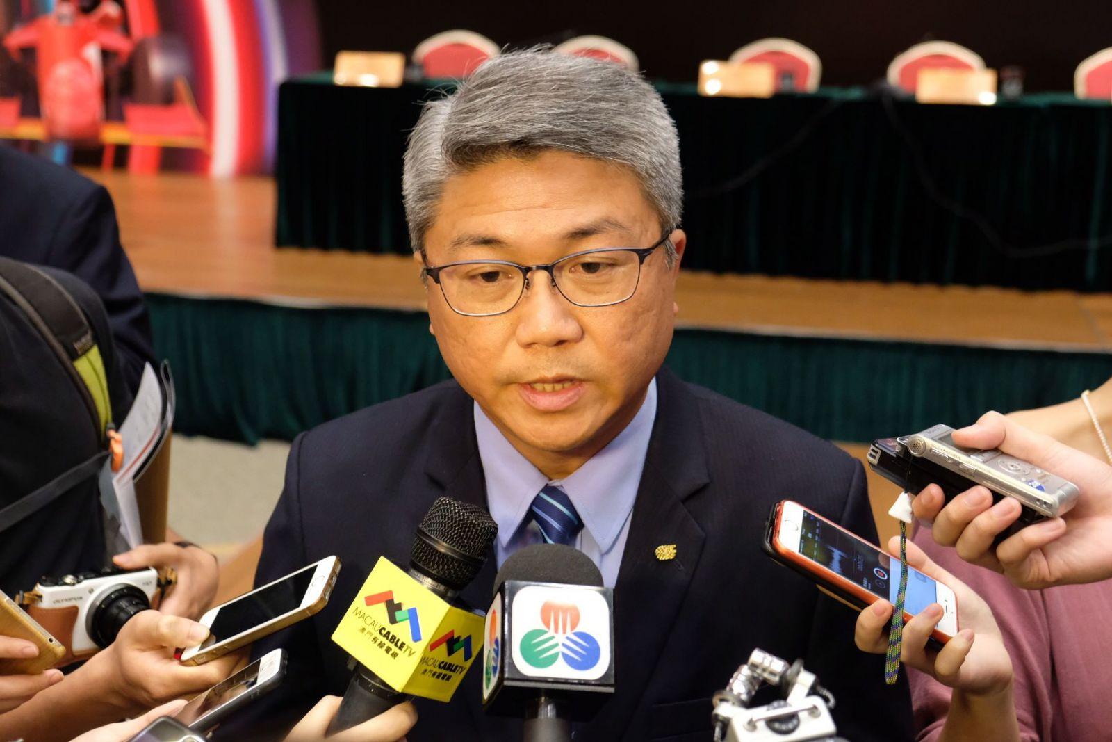 潘永權: 國際電聯對東望洋賽道評價正面