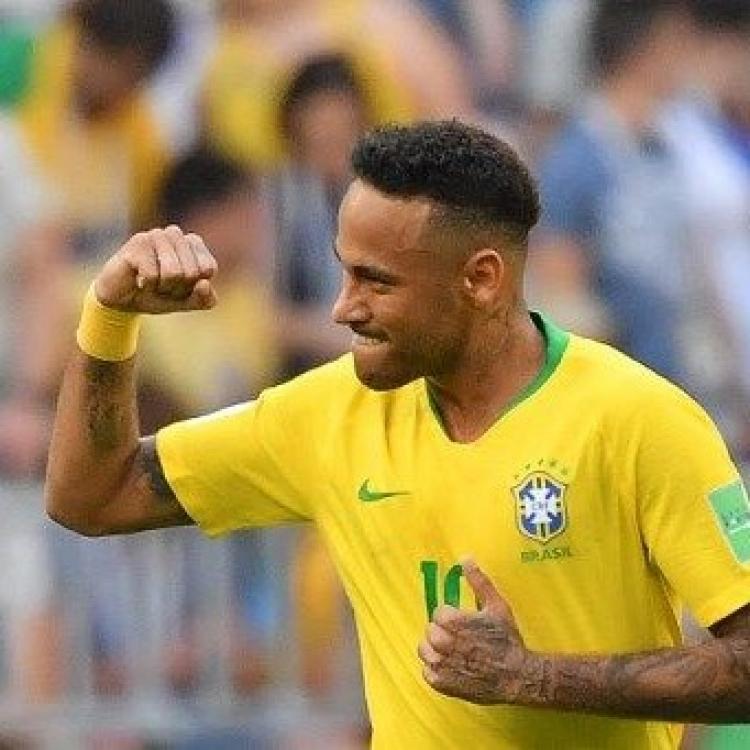 尼馬領巴西闖八強(有片)