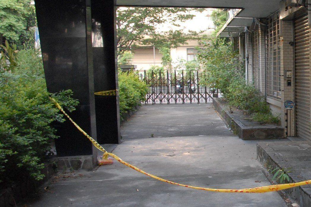 台男殺人分屍藏後花園