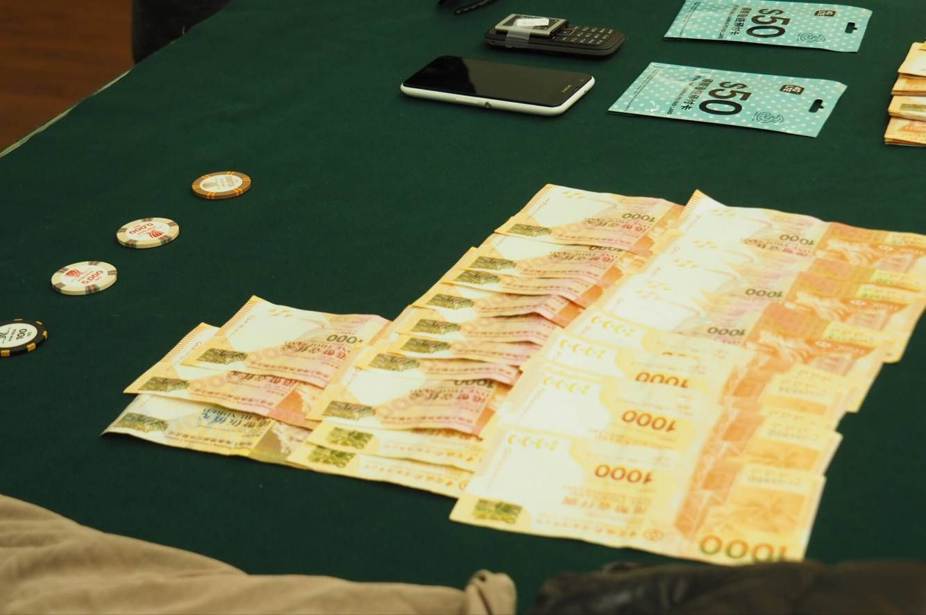 半億搶碼案主犯被捕 籌碼下落未明