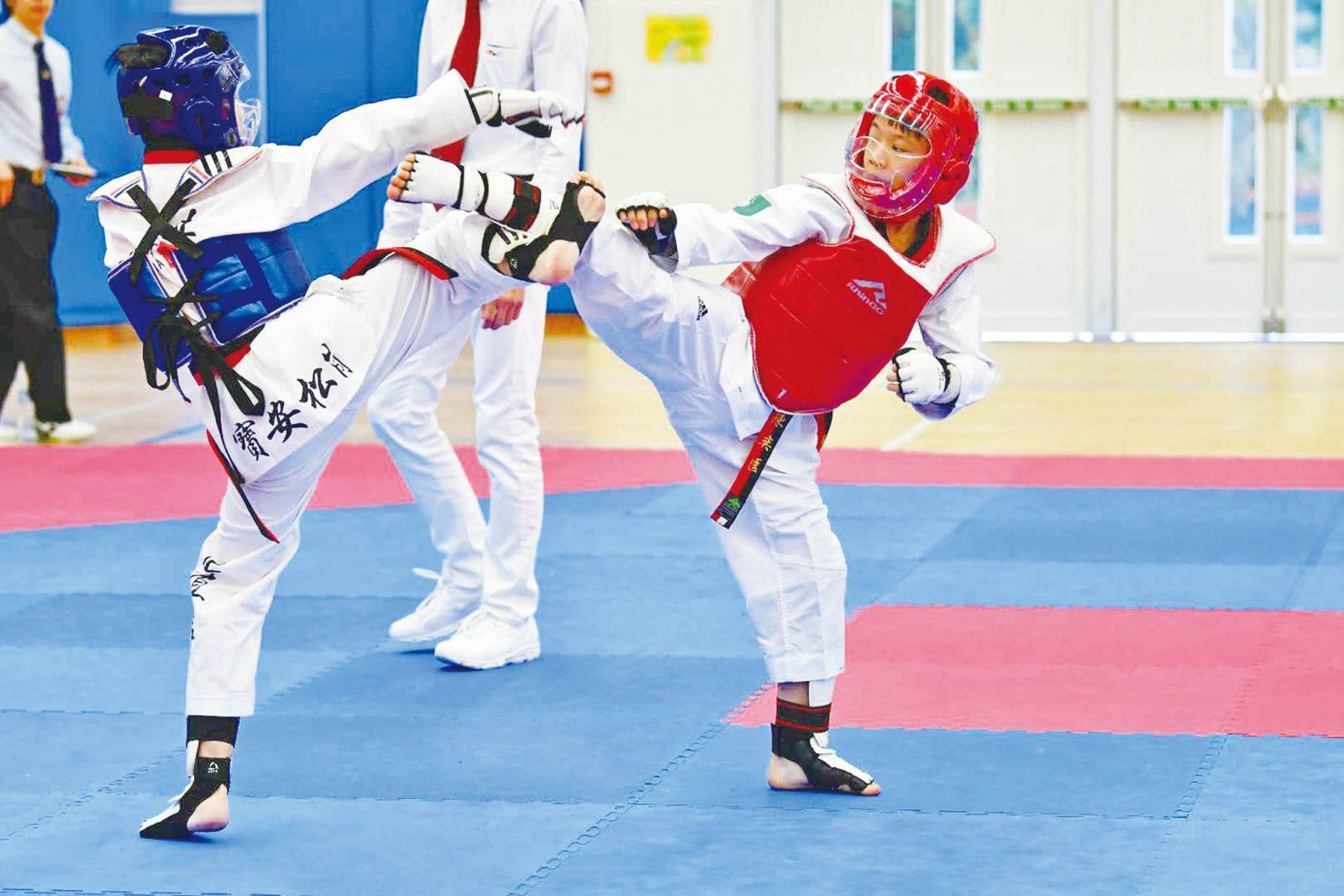跆拳代表亞洲城市賽奪12獎牌