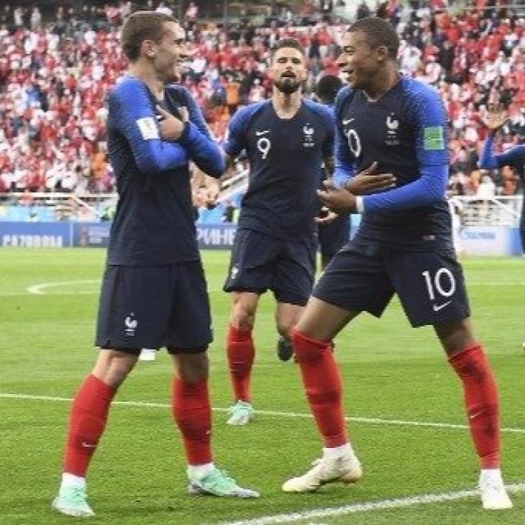 法國提早出線16強(有片)