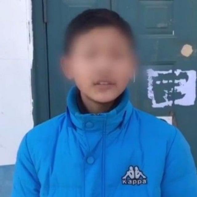 12歲仔自辦手續赴孤兒院