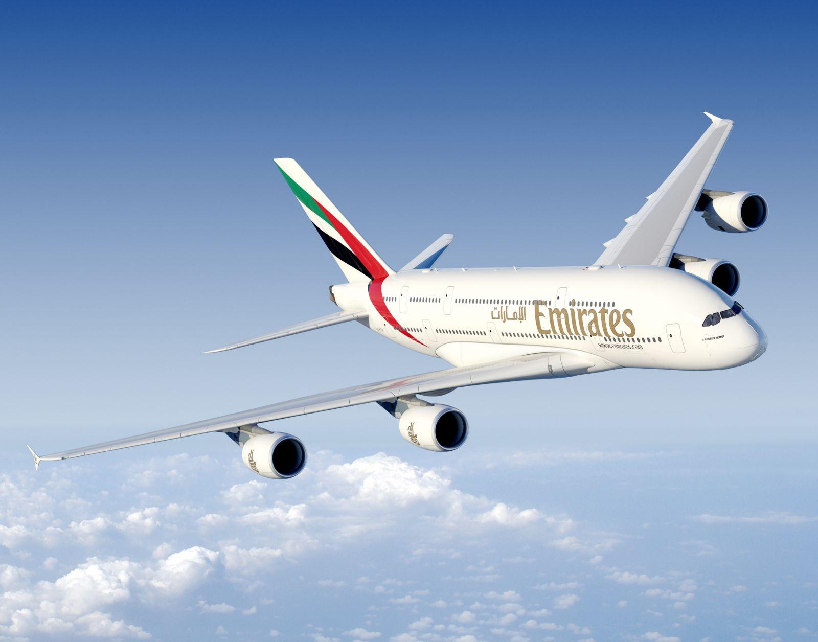 阿聯酋航空暫停來往突尼斯航班