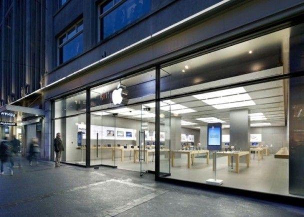 瑞士蘋果專賣店疏散50人