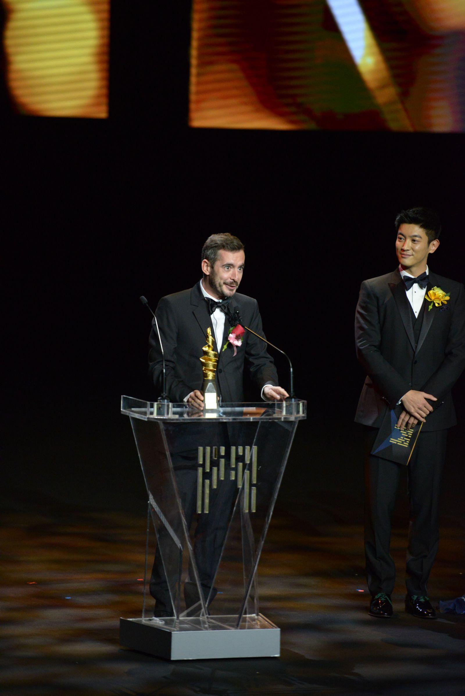 直擊第二屆澳門國際影展頒獎禮