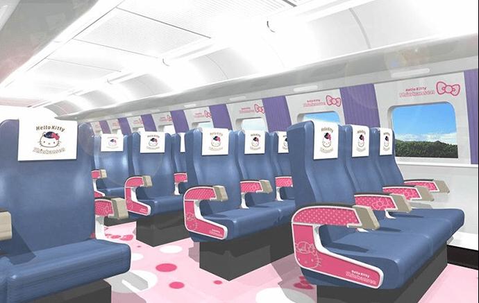 【遊日注意】JR下月推Hello Kitty列車