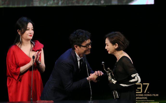 毛舜筠憑《黃金花》奪最佳女主角