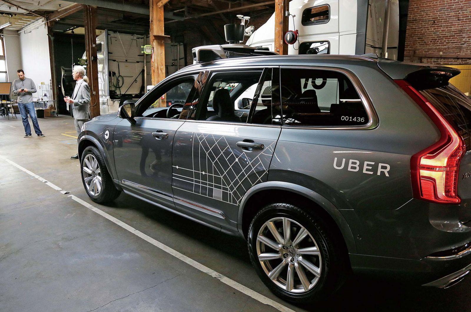 Uber或無需擔責