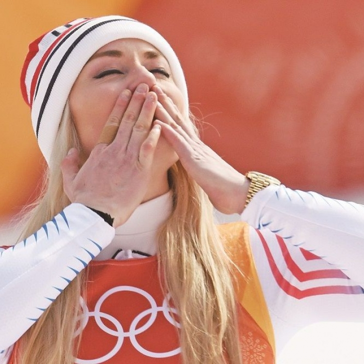 滑雪女王一銅遺憾告別冬奧