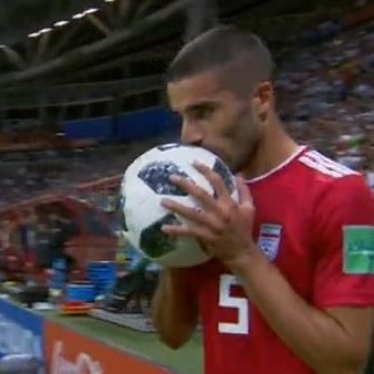 伊朗左閘前滾翻掟界外球煞停被笑爆