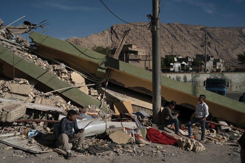 伊朗總統將前往災區視察