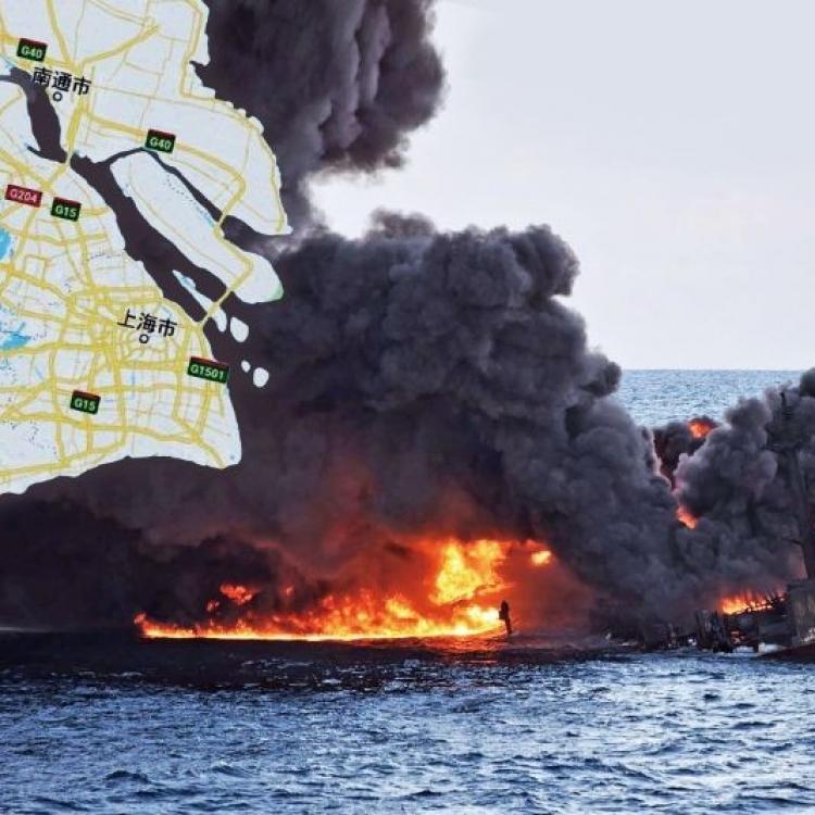 「桑吉」恐成東海計時炸彈