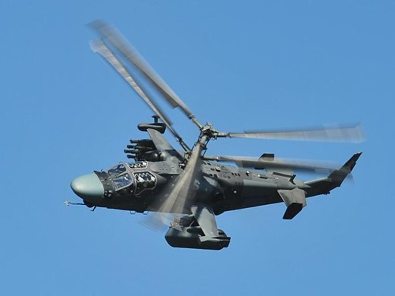 俄軍直升機敘利亞墜毀兩機師亡
