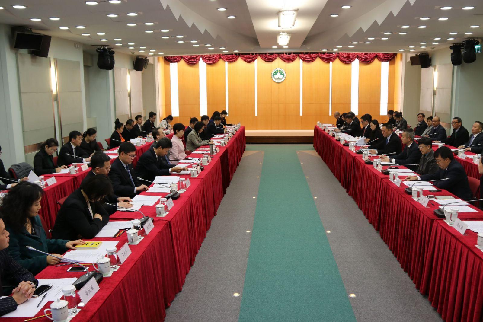 CEPA簽署兩份升級版協議