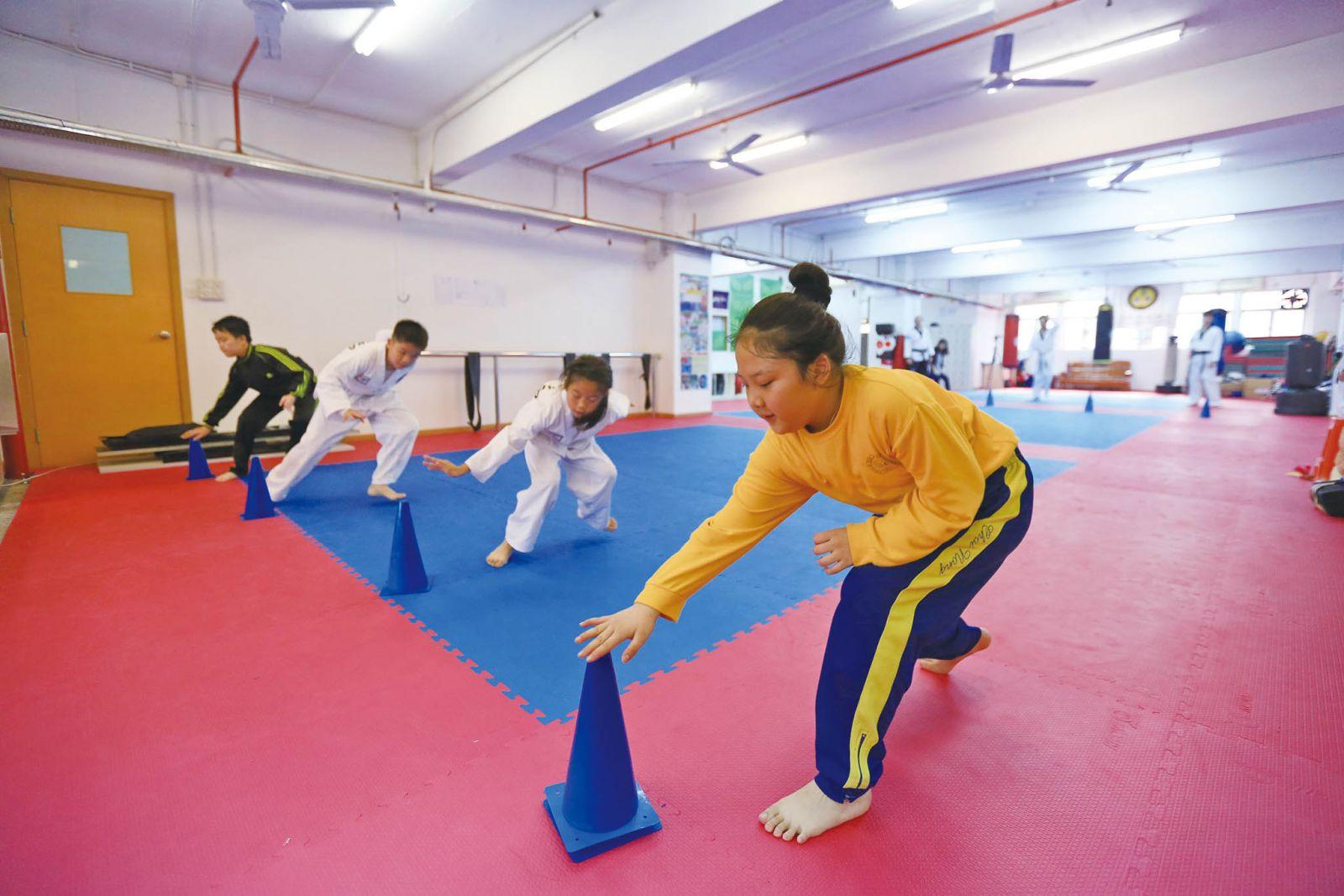 跆拳道總會下月4日選材培育新血
