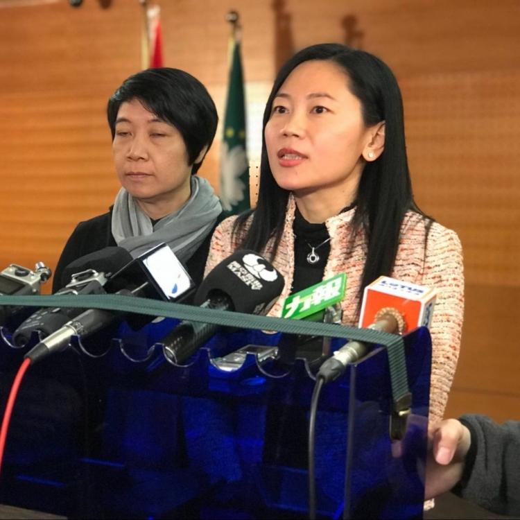 文綺華:廳長升任旅遊局副局長