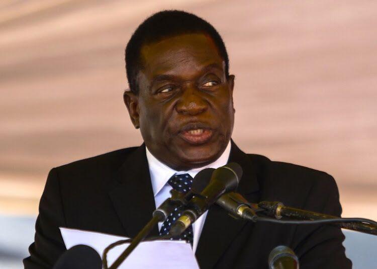 津巴布韋前副總統已回國